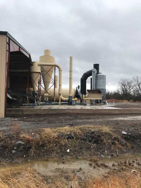 Complete biomass wood pellet plant continental agra
